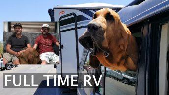 1st Month Full-Time RV Living - FullFrontal.Life