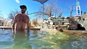 Clothing Optional Hot Springs | Mexican Border Breakdown| Faywood New Mexico