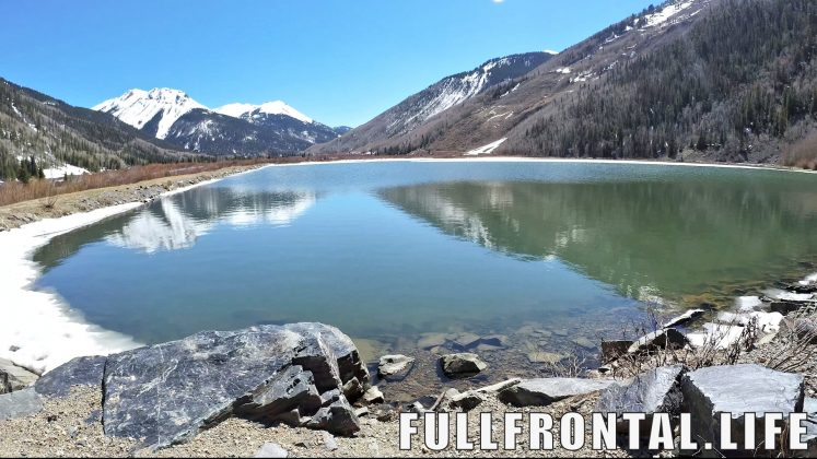 MILLION DOLLAR Highway | Box Canyon | Ouray COLORADO | Ridgway State Park - FullFrontal.Life