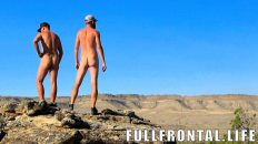 NUDIST Camping in MONTANA | Naked Camp in Big Sky Country - FullFrontal.Life