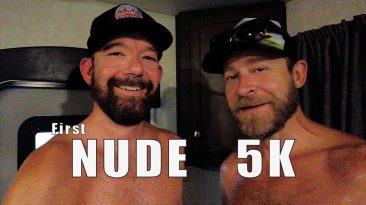 NUDE 5K Race + Peaceful Naked Hike on Public Trail & Road - FullFrontal.Life