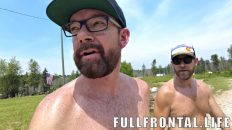 Did We Just Stay at a Swingers/Sex Club/Campground? (Nudist Version) - FullFrontal.Life