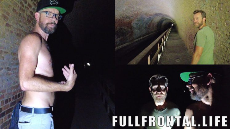 Deep in Paw Paw   Backwoods West Virginia   Tunnel Exploration - FullFrontal.Life