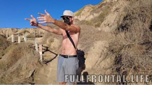 Black's Beach Trail - FullFrontal.Life